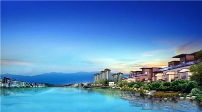 儋州房产   碧桂园雅拉湖畔均价8000元/㎡