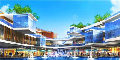 海棠灣8號溫泉公館有四個戶型在售,戶型較全