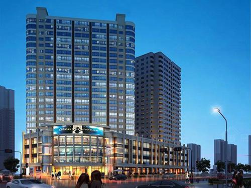 海口市中心楼盘华山国际在售,总价150万/套!