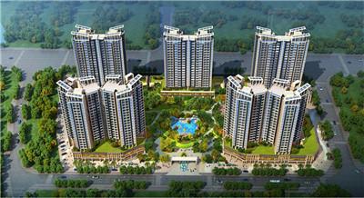 三亚景园城均价27000-35000元/㎡、一房一价