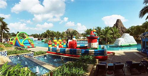 海南买房度假就买观澜湖九里,养老度假一站式