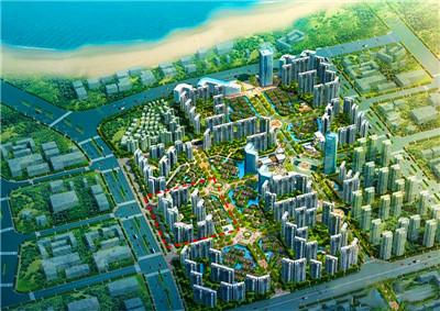 """星华海岸城建筑面积约80-140㎡优""""星""""住宅在售!"""