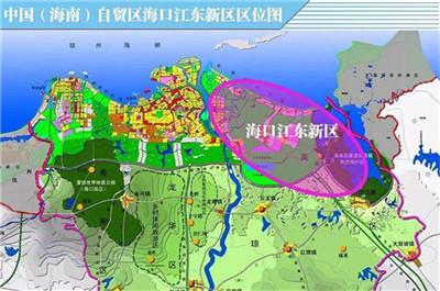 """关于海南买房——海口江东新区楼盘将是海口楼盘的""""黑马"""""""