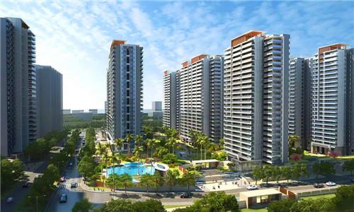 金地海南自在城总价146.8万/套,享丰富多彩园区生活