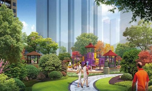毗海澜湾 预计2019年12月31日A1#、A2#交房