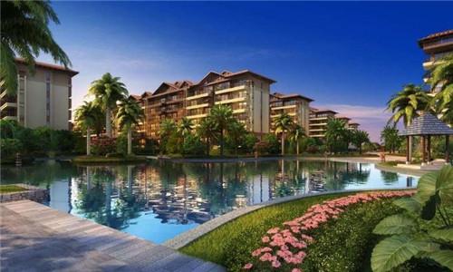 多元素融合,东南亚风格丨首创禧悦湾