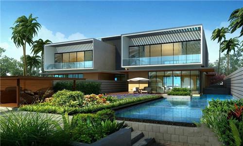 三亞晉園房價均為53000元/㎡,在售別墅房源