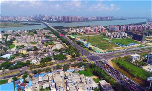 江東新區打造計劃,六大片區,各有不同