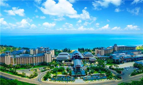 碧桂园金沙滩海景房在售,均价为8800元/㎡
