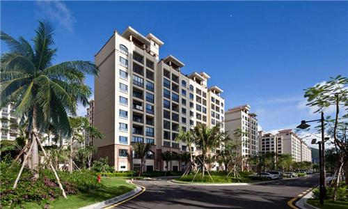 半岛蓝湾在售海景房,房价均为25000元/㎡