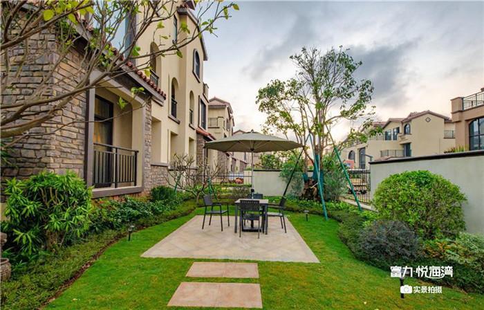 富力悦海湾在售住宅、别墅,房价均为8000元/㎡
