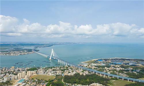 """海口8月空气质量位居重点城市首位 """"领鲜""""全国"""