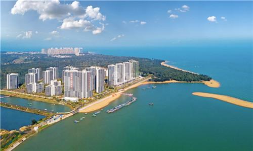 富力悦海湾于26日3#新品推出,一线海景美宅