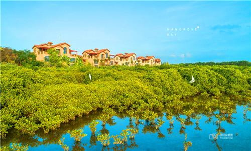 2021年海南澄迈买房推荐:富力红树湾十年养老大盘值得你购买